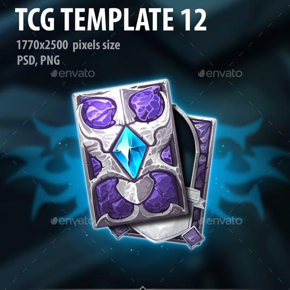 TCG Template 12