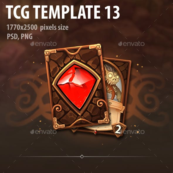 TCG Template 13