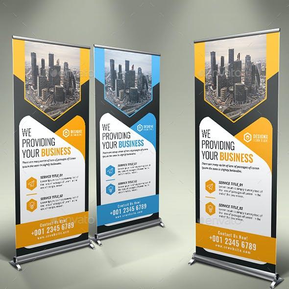 Business Roll-Up Banner V29