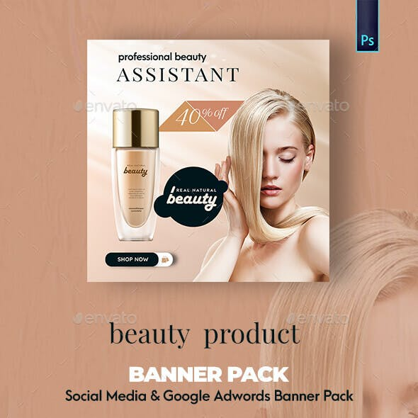 Beauty Banner Pack