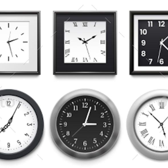 Realistic Clocks