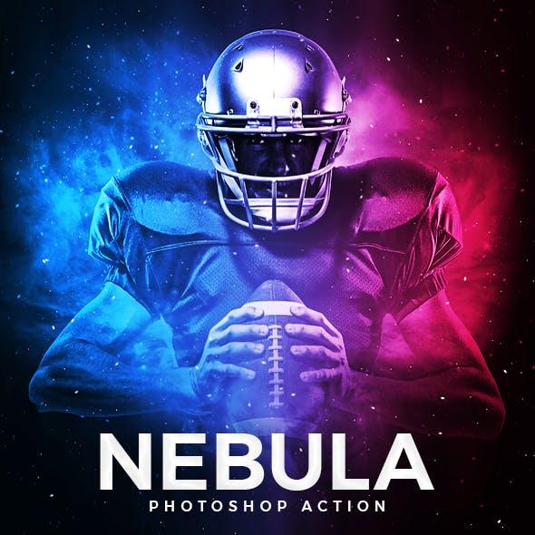 Nebula Photoshop Action
