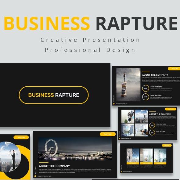 Business Rapture Google Slides