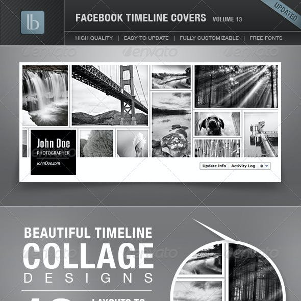 Facebook Timeline Covers | Volume 13
