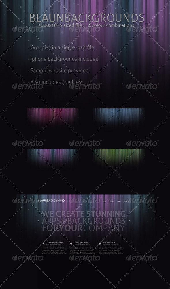Blaun Web & Iphone backgrounds - Backgrounds Graphics