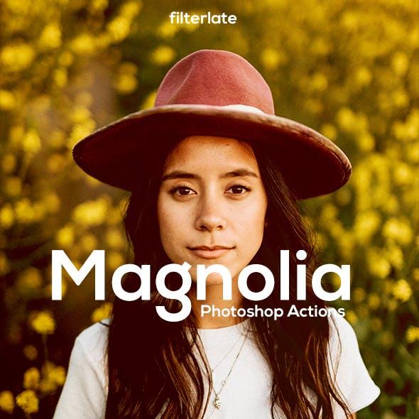 Magnolia Tones