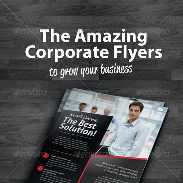 The Corporate Flyers