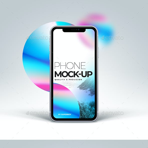 New 2020 Phone Mockup