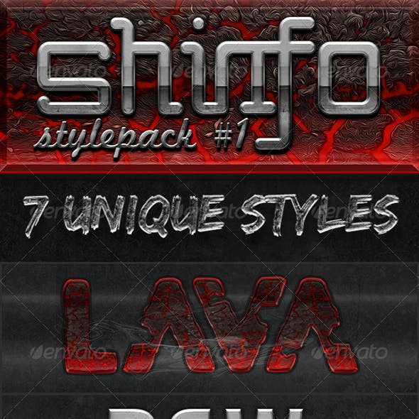 Shinfo Style Pack 1