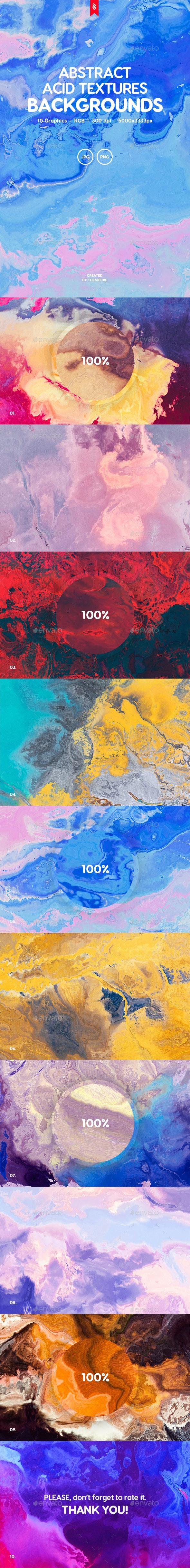 Acid Textures - Liquid Textures