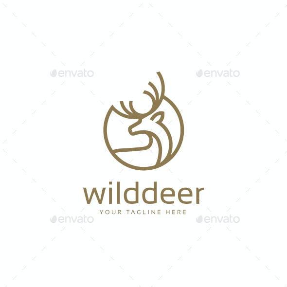 Wild Deer Logo v.2