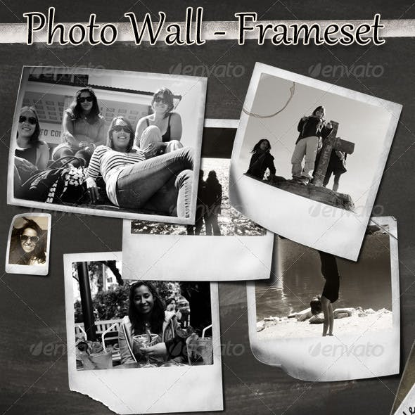 Photo Wall - Frameset