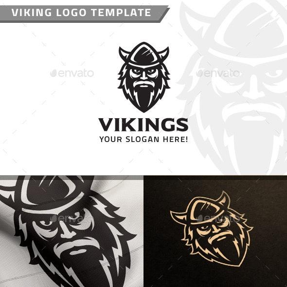 Viking Logo - Humans Logo Templates