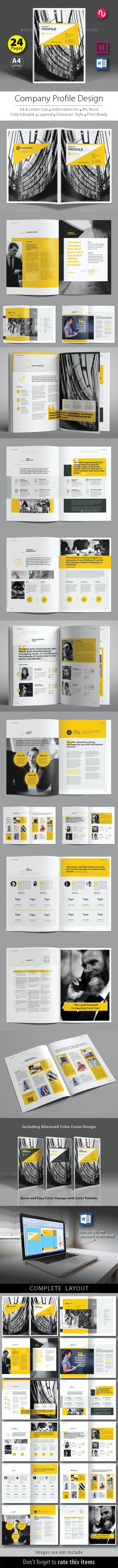 Marlakk Compro V.8 - Corporate Brochures