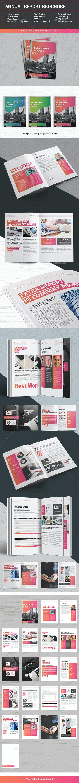 Annual Report Brochure - Informational Brochures