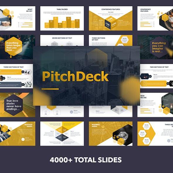Pitch Deck Powerpoint (Update 10-2019)
