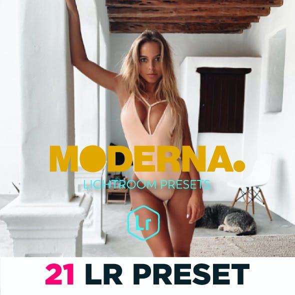 21 Trendy Lightroom Presets