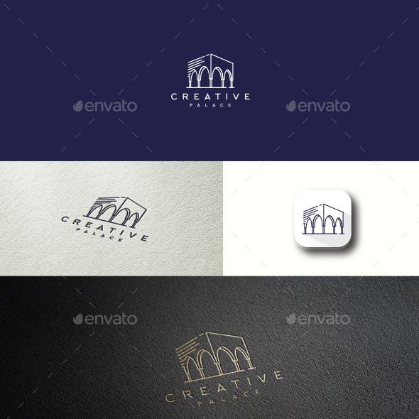 Real Estate / Palace Logo Design
