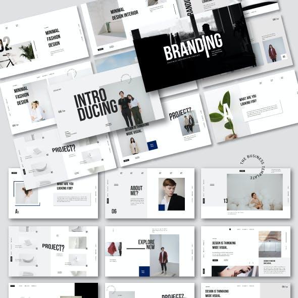 Branding - Business Keynote Template
