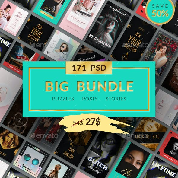 Instagram Big Bundle