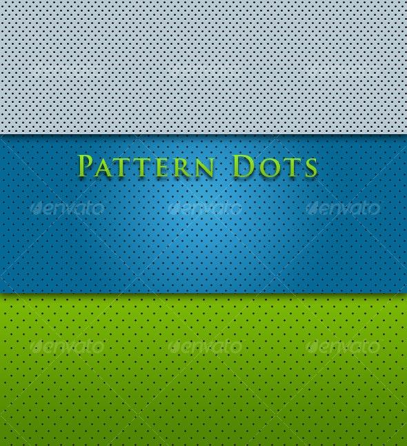 Plastic Dots - Patterns Backgrounds