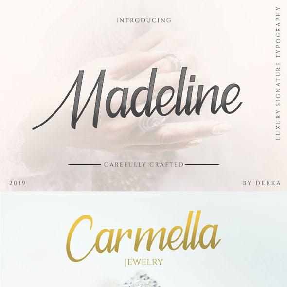 Madeline - Beauty Wedding Font