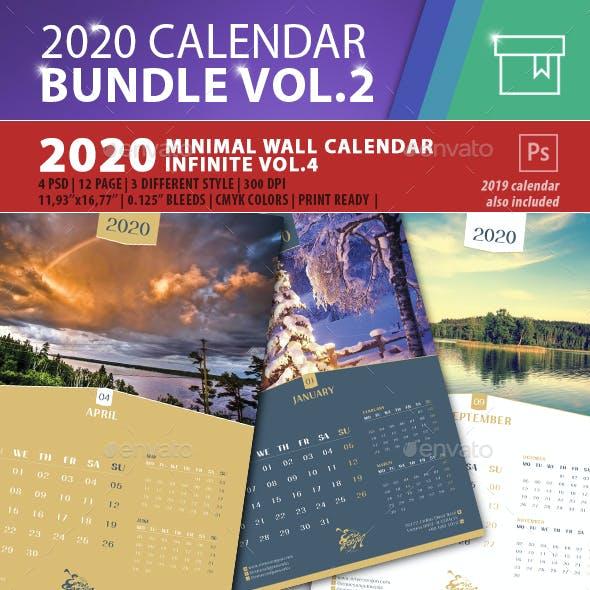 2020 Calendar Box Bundle Vol.2