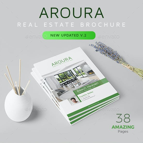 Real Estate Brochure - Aroura
