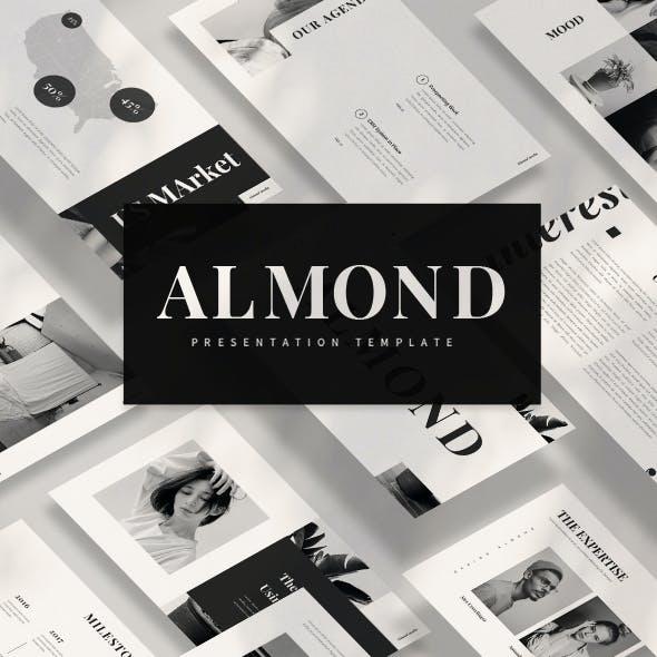 Almond Powerpoint