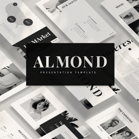 Almond Google Slides