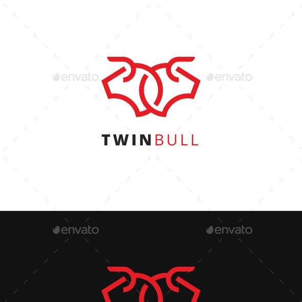 Twin Bull Logo