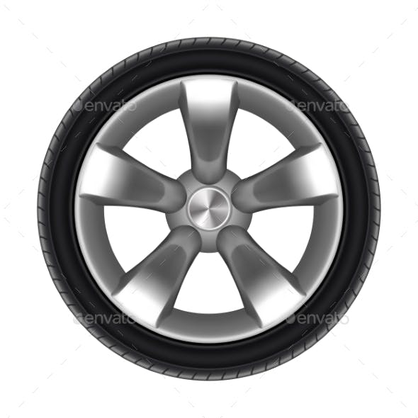 Tire of Car