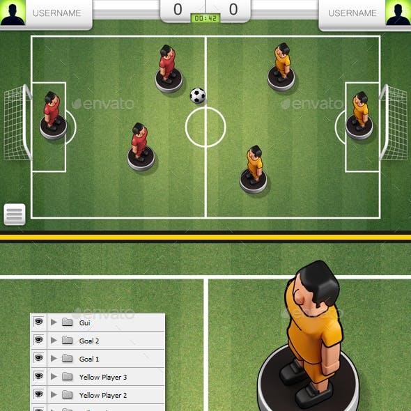 Soccer Game Assets
