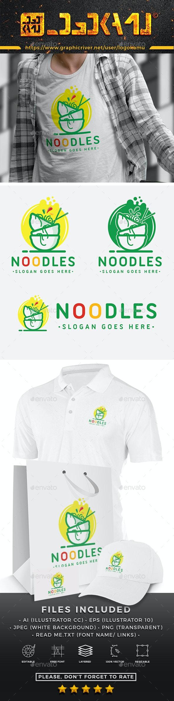 Noodles Restaurant Logo
