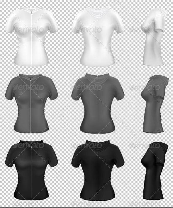 Womans Sweater - Miscellaneous Vectors