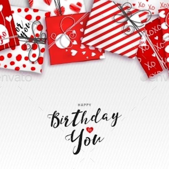 Happy Birthday Background
