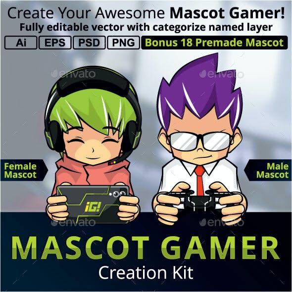 Mascot Gamer Kit