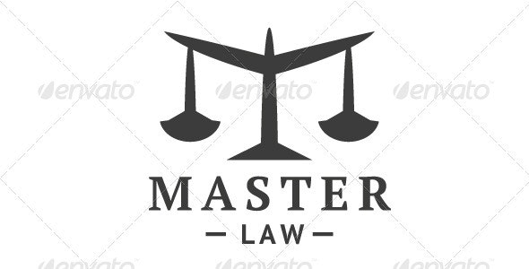 Master Law - Letters Logo Templates