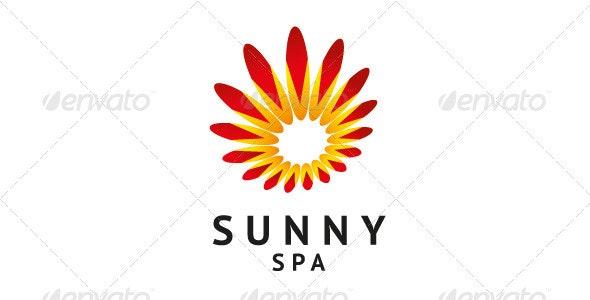 Sunnyspa - Nature Logo Templates