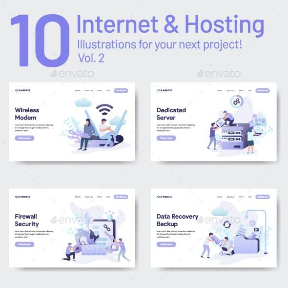 10 Internet Website Hosting Vol 2