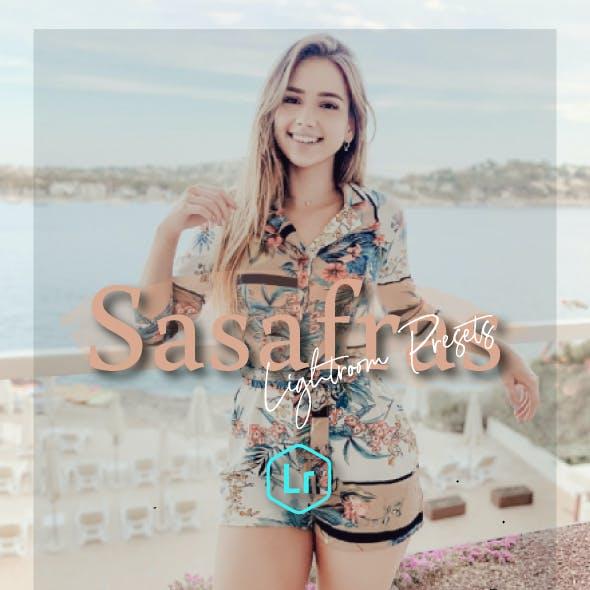 20 Sasafras Lightroom Presets