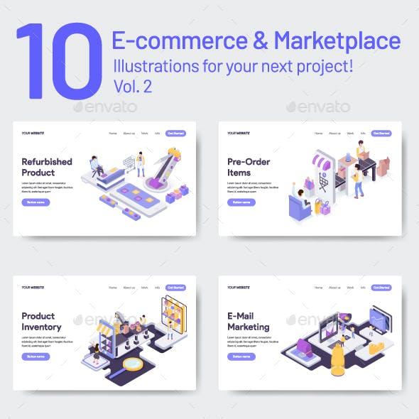 10 E-Commerce & Marketplaces Vol 2