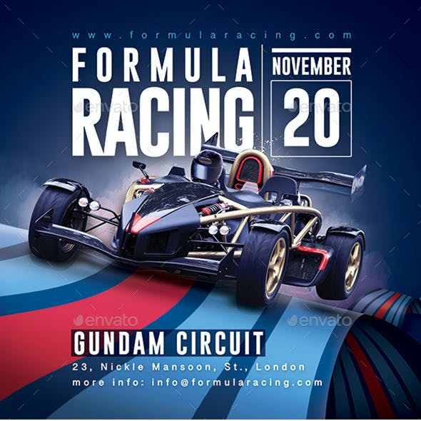 Formula Racing Club Flye