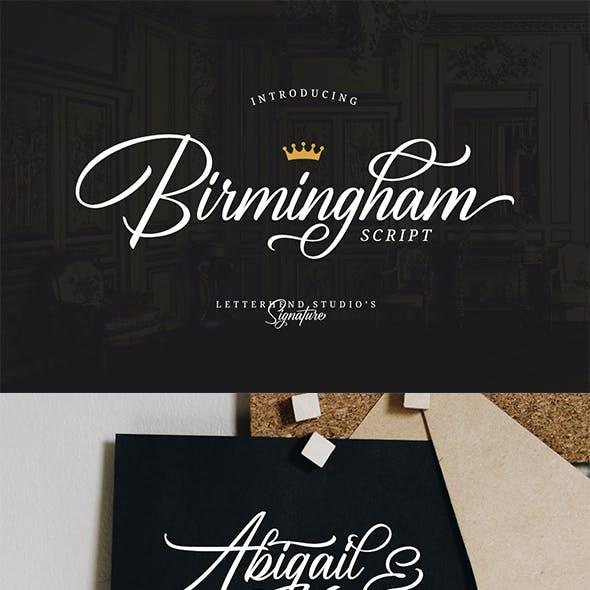 Birmingham - Signature Script
