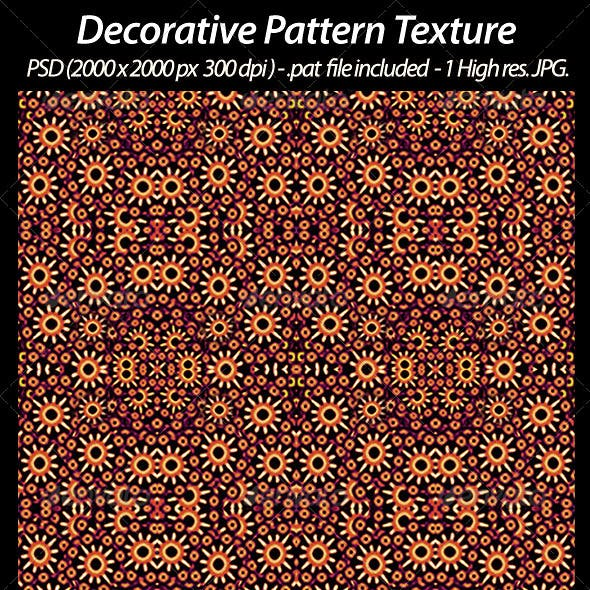 Decorative Pattern Texture