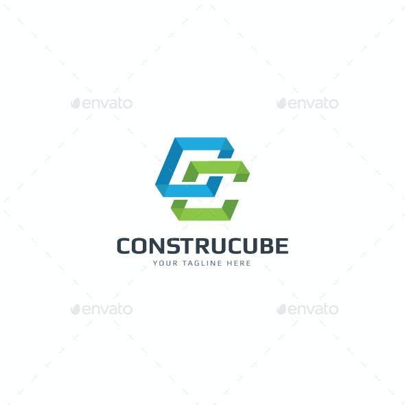 Construct Cube Logo