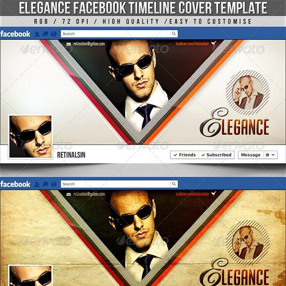 Elegance Facebook Timeline Cover