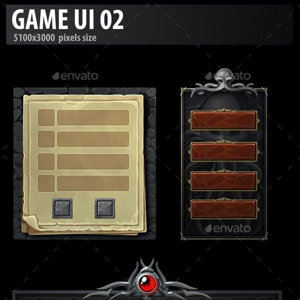 Game UI 02