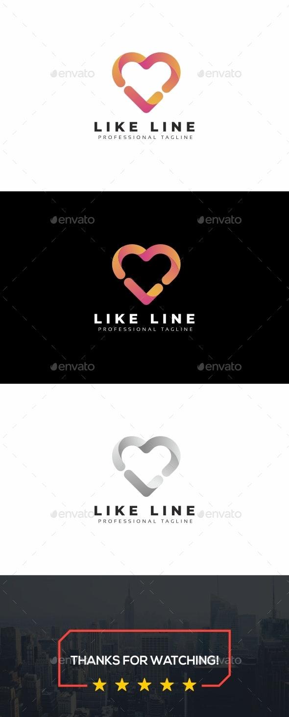 Heart Logo - Logo Templates