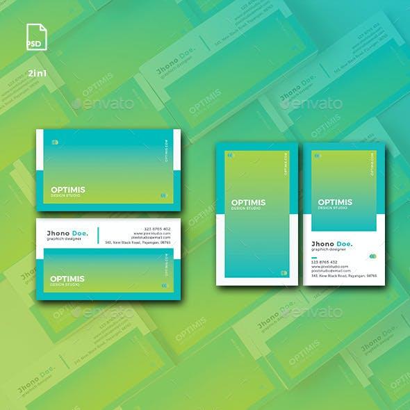 Bundle 9 Creative Business Card